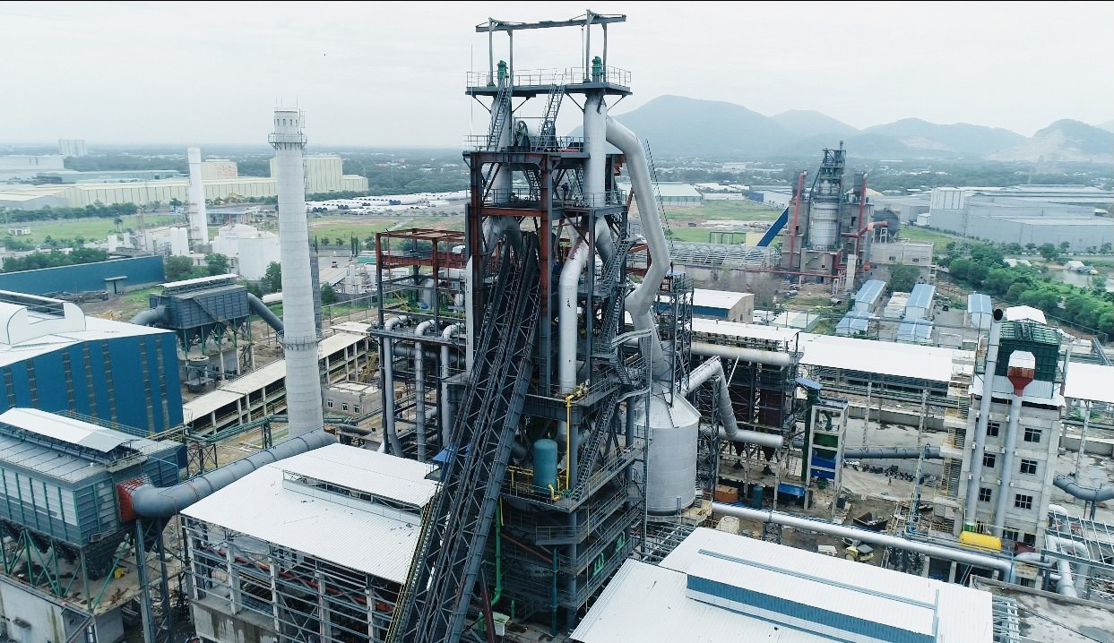 Lò luyện 1 triệu tấn của Pomina đã chạy 80 - 90% công suất
